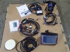 Case IH FM750 Globe And EZ-Steer