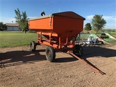 Kory Gravity Wagon W/Auger Fill