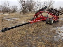 J&M TF212 26' Soil Conditioner/Rolling Harrow