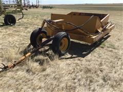 Soil Mover 50-RF Self-Unloading Scraper