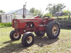 1970 Allis-Chalmers 190XT Series 3 2WD Tractor