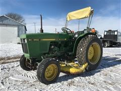 John Deere 950 2WD Utility Tractor