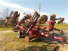 2010 Case International 330 Turbo Vertical Tillage