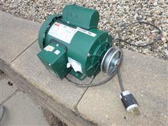 Dayton 1TMY4 230 Volt Electric Motor