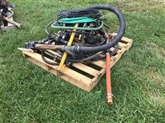 Banjo Fittings & Hypro Hydraulic Pump