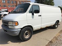 1997 Dodge Ram 1500 Cargo Van