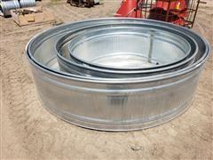 Behlen Galvanized Round Watering Tank