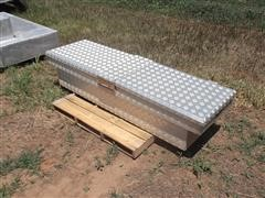 Better Built Classic Aluminum Pickup Bed Toolbox