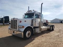 1997 Peterbilt 379 T/A Day Cab Truck Tractor