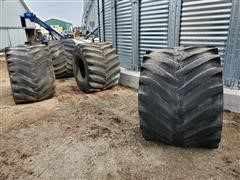 66x43.00-25 Floater Tires
