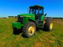 2000 John Deere 7810 MFWD Tractor