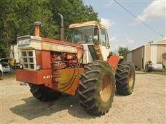 1970 White Plainsman A4T-1600D Articulated 4x4 Tractor