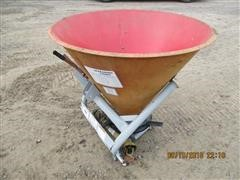 King Kutter Seeder/Fertilizer Spreader