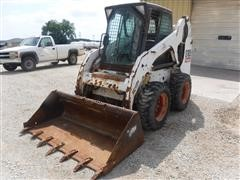 2013 Bobcat S185 Skid Steer Loader BigIron Auctions