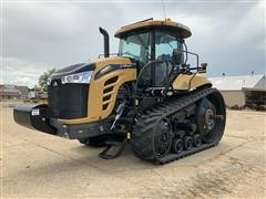 2015 Challenger MT765E Tracked Tractor