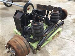 Steerable Axle