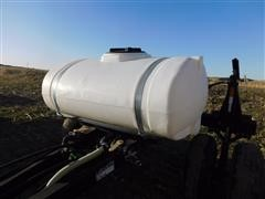 Elk Creek Engineering 3 Point Cady With 300 Gallon Eliptical Tank
