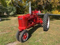 1951 Farmall H 2WD Tractor