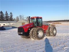 2007 Case IH Steiger 480 HD 4WD Tractor