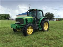 2012 John Deere 7230 Premium MFWD Tractor