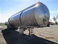 1990 Polar 250 Barrel Crude Tanker Trailer
