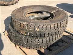 Double Coin 9.00R20 Tires
