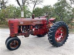 1955 Farmall 400 Diesel 2WD Tractor