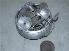 Cream Separator Bowl W/Separator Parts
