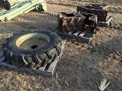 Agri Trac Pivot Tracs