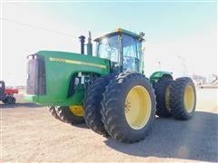 1999 John Deere 9200 4WD Tractor