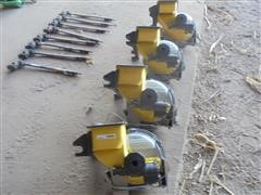 John Deere Row Command Clutchs On CCS Vacuum Mini Hoppers