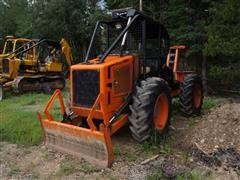 2007 Awassos MD60 Mini Log Skidder
