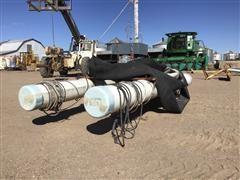 Marathon Electric Tail Water Driven Pit Pump