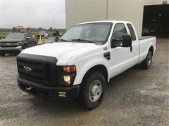 2008 Ford F250 Super Duty Extended Cab Pickup