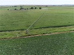Tract 1:  157+/- Acres Scotts Bluff, Nebraska