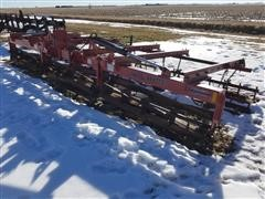Wil-Rich 1500 6R36W Rolling Chopper W/Harrow
