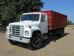 1986 International S1754 Grain Truck