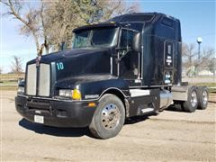 2002 Kenworth T600 T/A Truck Tractor