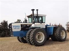 1981 Ford FW-30 4WD Tractor