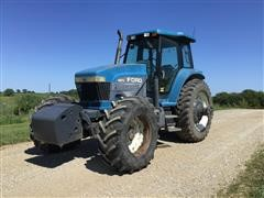 1994 Ford 8870 MFWD Tractor