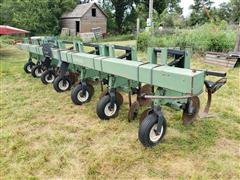 Lorenz Total Till 6R36 Cultivator/Ditcher