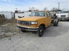 1997 Ford F Super Duty Cab/Chassis
