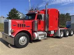 2002 Peterbilt 379 T/A Truck Tractor