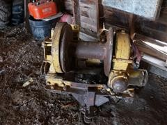 Caterpillar 7U D4 PTO Winch