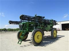 2012 John Deere 4730 4WD Self-Propelled Sprayer