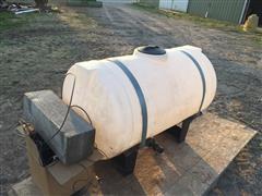 Capture 2EC Insecticide Applicator & Tank