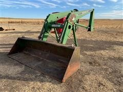 Farmhand F258 Tractor Front End Loader