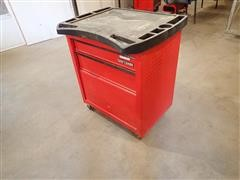 Craftsman Rollabout Work Bench W/1 Door & 2 Drawers