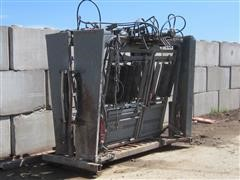 Moly MFG Silencer Hydraulic Squeeze Chute
