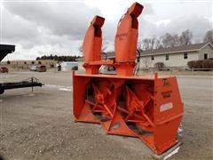 2016 Fair Snocrete 954A SnowBlower